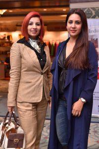Ruchika Sodhi and Neha Gupta