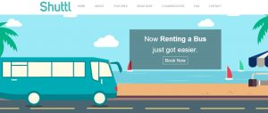 Shuttl Rentals - Home Page