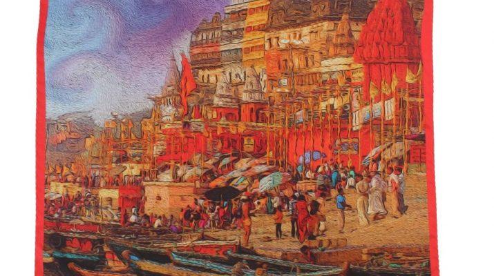 Sunil Mehra - Artful Pocket Squares - 1