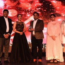 Amit Agrawal – Founder And Chairman – Times And Trends Academy Bestowed With Concept Of The Year Award At Franchise India Meet