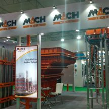 Technocraft launches MACH range  of Scaffolding and Formworks solutions