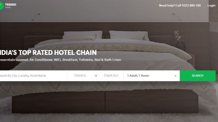 Treebo Hotels - Home Page