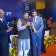 Videocon bags The National Energy Conservation Award 2016