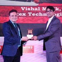 Intex Smart World Bags Retail Excellence Award at North India Retail Summit