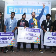 India's first ever Botathon – hackathon for chatbots – held in Bangalore