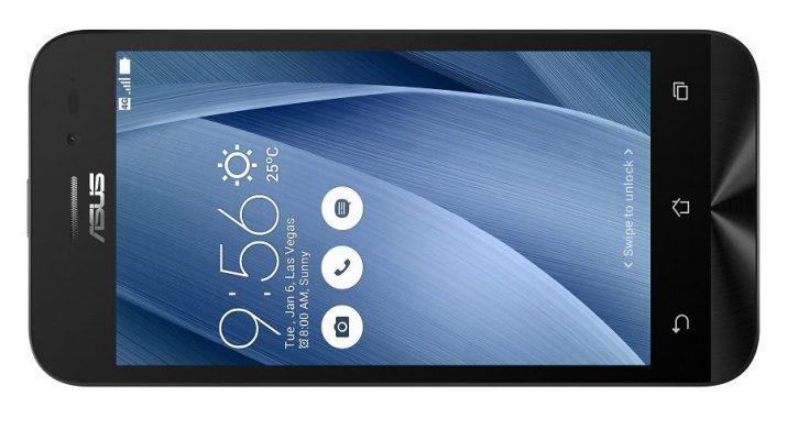 ASUS ZenFone-Go_ZB450KL_Grey_Horizontal