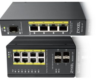 Zyxel - POE Switch - RGS200 and RGS100