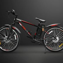 eRideLite – A Mass Market Electric Bike for India, Crowdfunding on FuelADream