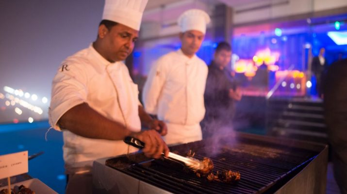 BAr-be-que - 3-day food festival - Renaissance Lucknow Hotel
