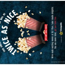 Watching movie will be twice as nice at DLF Place, Saket