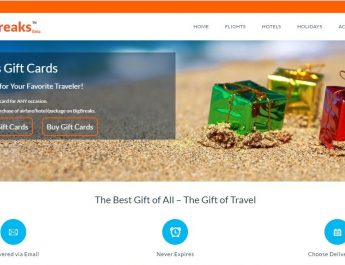 Big Breaks - Gift cards