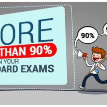 Tips to score more than 90% in your 12th Board Exams – Bhoumik Joshi