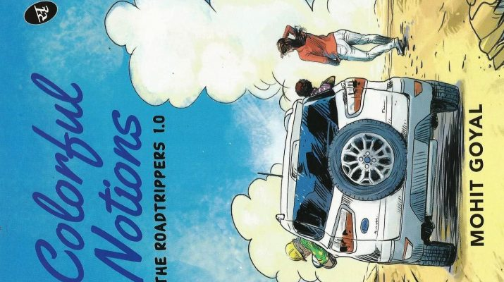 Colorful Notions The Roadtrippers 1.0 cover page
