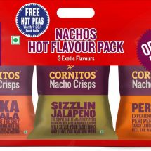 New Year celebrations begin with Cornitos Hot Flavour Combo pack