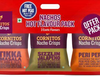 Cornitos - Hot-Flavour Combo Polybag