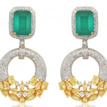 Emerald Elan – Emerald jewellery collection by Dillano Jewels