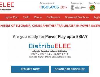 IEEMA - Industry gears up for INTELECT 2017 & DISTRIBUELEC - Website