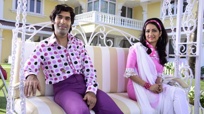Jenal Belanis fan moment when she had to don a look similar to Deepika Padukone in Om Shanti Om 2