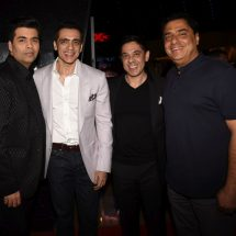 PVR Cinemas hosts India premiere of the movie 'xXx: Return of Xander Cage' in Mumbai with Deepika Padukone & Vin Diesel