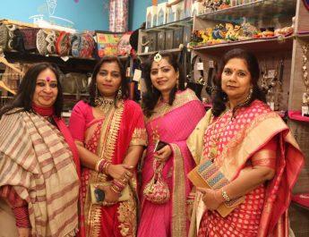 Mamtaa Gupta - Purva Gahlot - Richa Tiwari - Vandana Dixit - Buzzaria Dukaan