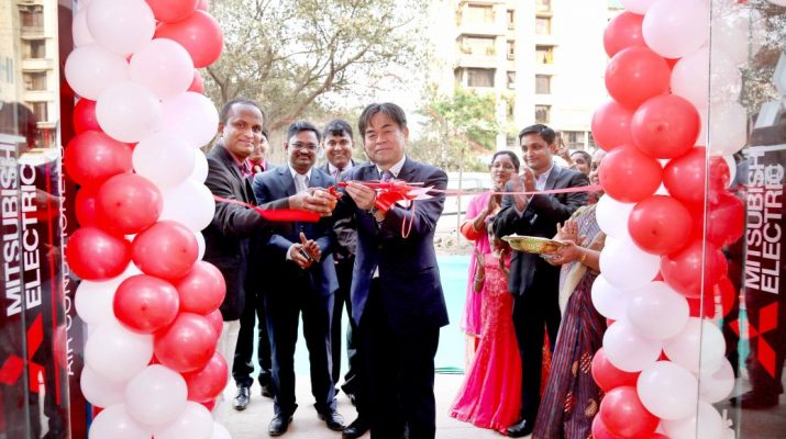 Mitsubishi Electric India Inaugurates Exclusive MEQ Cooling Planet and MEQ Hiroba Showroom in Mumbai 1