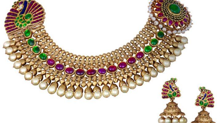 ORRA Gold necklace