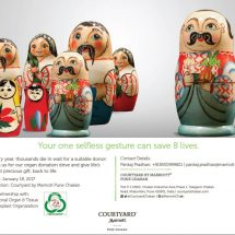 Courtyard by Marriott Pune Chakan initiates Organ Donation Awareness and Drive