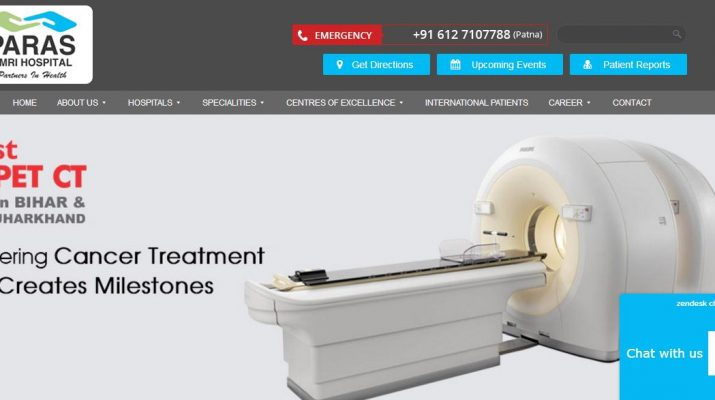Paras HMRI Hospital - Patna - Website - Page 2