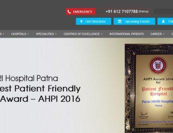 Paras HMRI Hospital - Patna - Website - Page 3