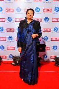 Rajashree Birla felicitated with Lifetime Achievement Award at URJA Awards in association with Hello