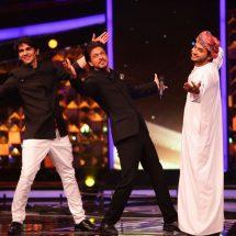 Shah Rukh Khan's Arabic Jabra fan on Dil Hai Hindustani!