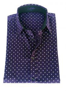 Sunil Mehra - Limited Edition Printed Shirts 4