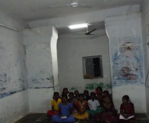Suzlon Foundation supports students by installing solar lights in welfare hostels located in Anantapur 1