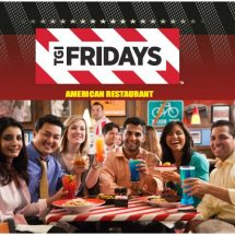 TGIF India Introduces Born in the USA New American Classic Platters