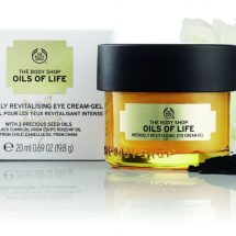 The Body Shop Oils of Life Intensely Revitalising Eye Cream Gel