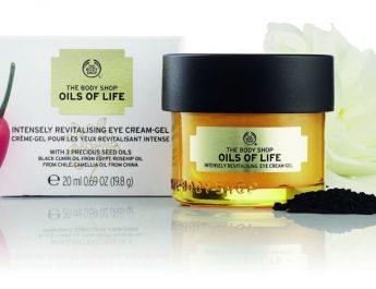 The Body Shop- Oils of Life Eye Cream Gel 1