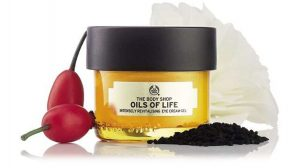 The Body Shop_Oils of Life Eye Cream Gel 2
