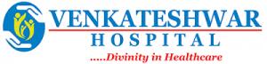 Venkateshwar - Hospital - Logo