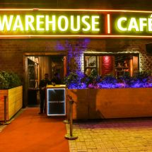 Indian fusion food festival at Warehouse Cafe Gurgaon
