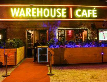 Warehouse Cafe - Gurgaon