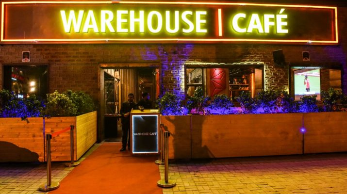 Warehouse Cafe - Gurgaon