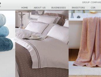 Welspun Group - Website - Image