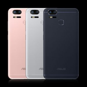 ZenFone 3 Zoom - ZE553KL - three colors