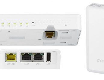 Zyxel - WAC5303D-S Wall-Plate Unified Access Point