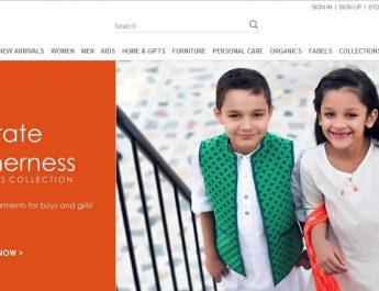 fabindia - home page