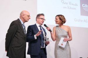1 GROHE_Award ceremony CSR Award 2017