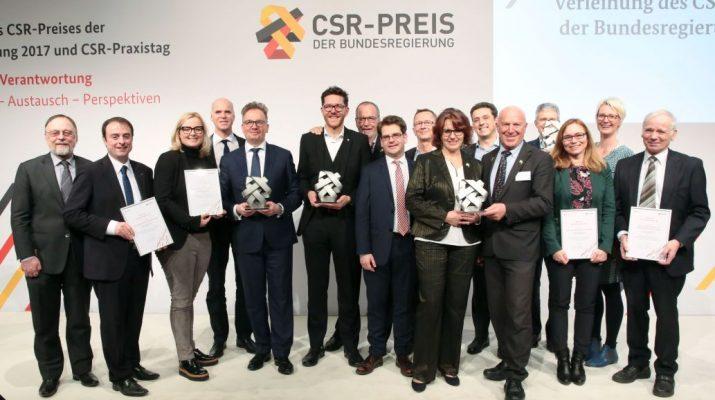 2 GROHE_Award ceremony CSR Award 2017