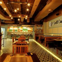 'A Grill Company' brings the live grill and molecular thrill at Logix Mall, Noida