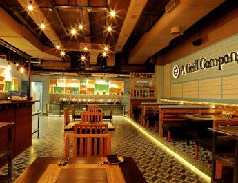 A Grill Company - Logix Mall - Noida 4