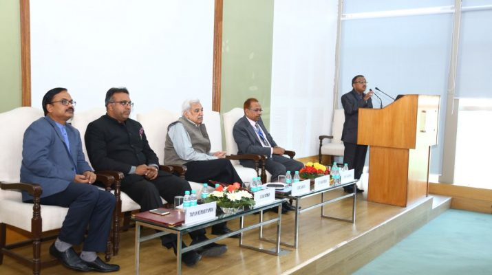 Round Table on 'Management for the Future' organized by Jindal Global Business School and Association of Indian Management Schools
